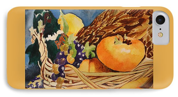 Fall Harvest IPhone Case