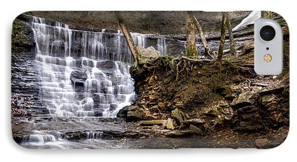 Fall Hollow Falls Natchez Trace Parkway Tennessee IPhone Case