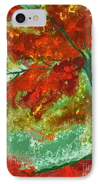 Fall Impression By Jrr Phone Case by First Star Art
