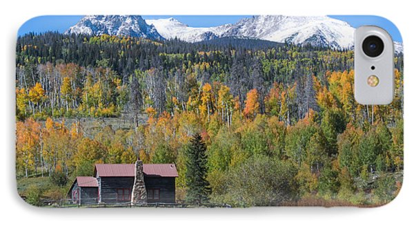 Fall In Summit County IPhone Case by Andrew Serff