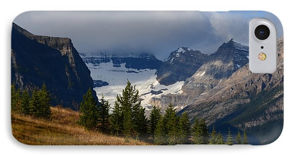 Fall In The Mountains IPhone Case by Cheryl Miller