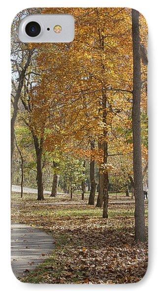 Fall Is Beautiful  II IPhone Case