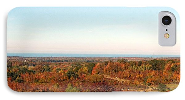 Fall Landscape Phone Case by Kathleen Struckle