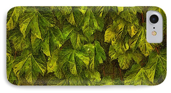 IPhone Case featuring the photograph Fall Leaves IIi by Brian Davis
