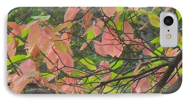 IPhone Case featuring the photograph Fall Leaves by Kristen R Kennedy