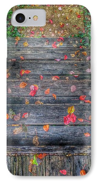 Fall Morning IPhone Case by Marianna Mills