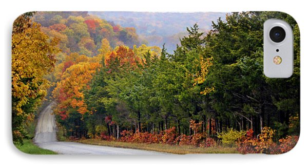 Fall On Fox Hollow Road IPhone 7 Case