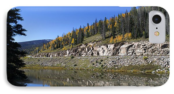 Fall On Wolf Creek Pass IPhone Case