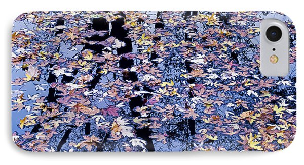 Fall Reflections IPhone Case by Alan L Graham