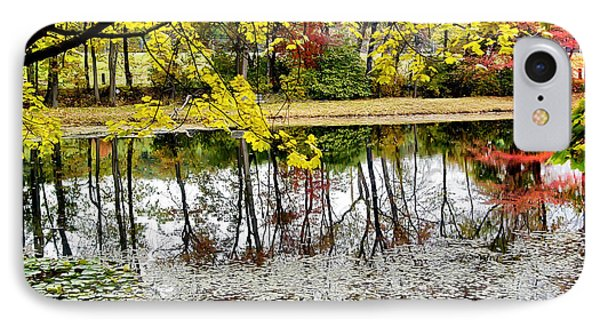 Fall Reflections Phone Case by Brian Wallace