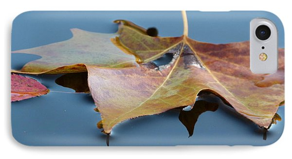 Fall Reflections IPhone Case by Jane Ford