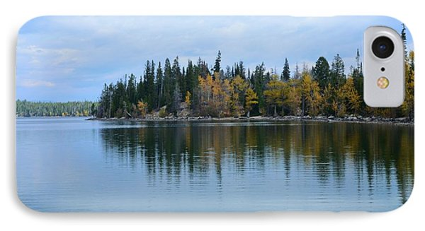 Fall Reflections Phone Case by Kathleen Struckle