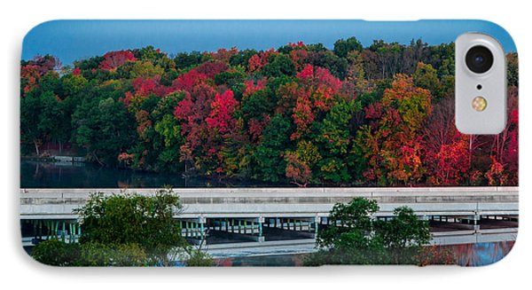 Fall Splendor Phone Case by Gene Sherrill