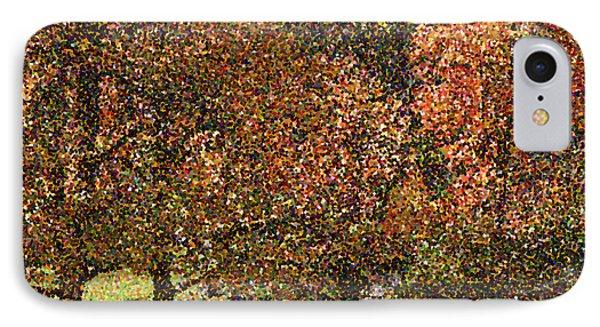 Fall Trees Phone Case by Nicholas Burningham