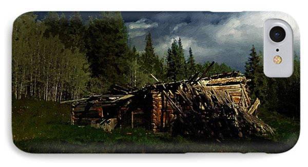Fallen In IPhone Case by RC DeWinter