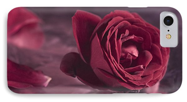Fallen Petals IPhone Case