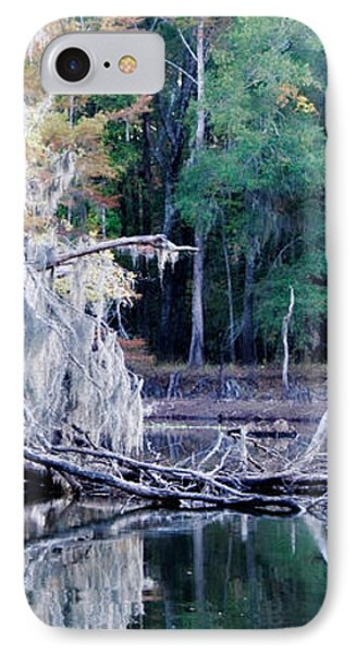 IPhone Case featuring the photograph Fallen Reflection by Lana Trussell
