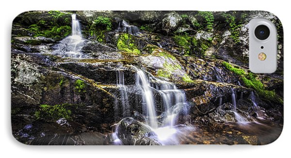 IPhone Case featuring the photograph Falling Cascades  by Joshua Minso