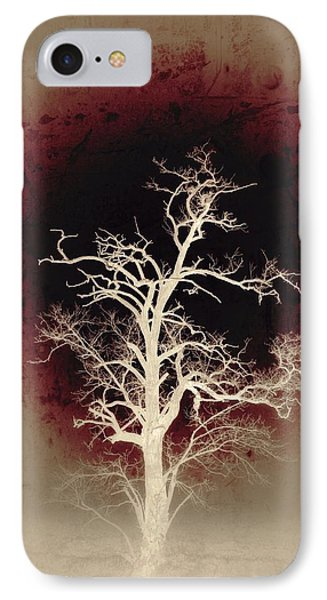 Falling Deeper... IPhone Case by Marianna Mills