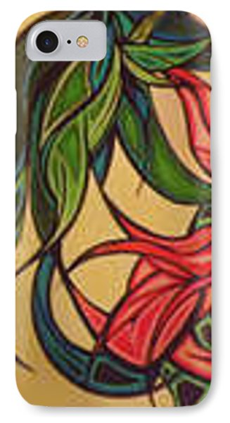 Falling From Grace Phone Case by Tara Francoise