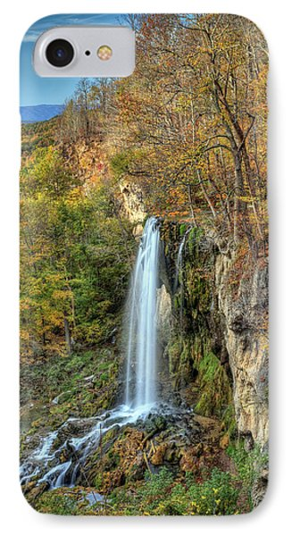 Falling Springs Falls IPhone Case