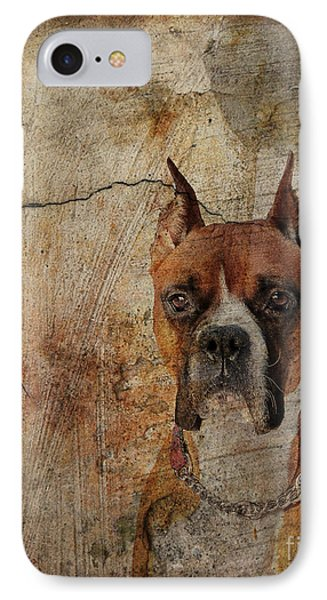 Falling Through The Cracks Phone Case by Judy Wood