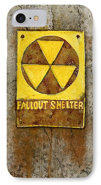 Fallout Shelter #1 IPhone Case