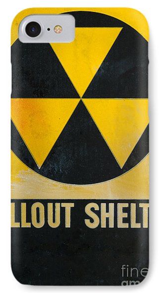 Fallout Shelter Phone Case by Olivier Le Queinec