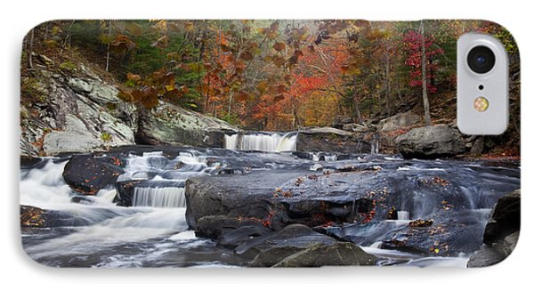 Falls Falls Falls IPhone Case by Robert Camp