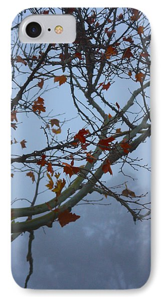 IPhone Case featuring the photograph Fall's Final Colors by Richard Stephen
