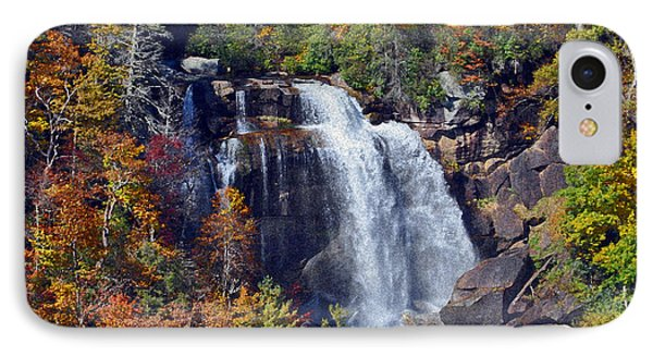 Falls In Fall Phone Case by Lydia Holly