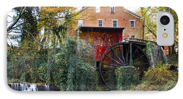 Falls Mill IPhone Case