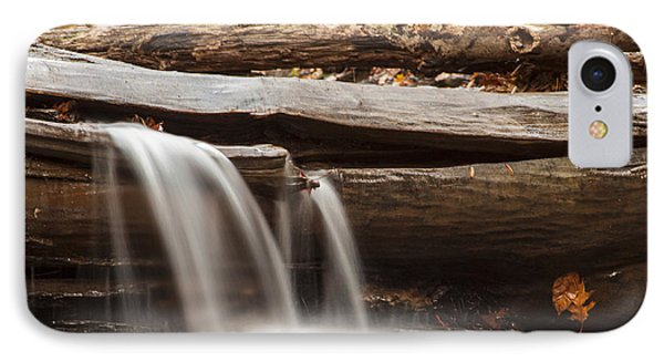 Falls Through A Tree Phone Case by Darleen Stry