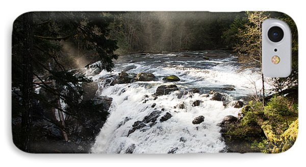 Waterfall Magic IPhone Case by Marilyn Wilson