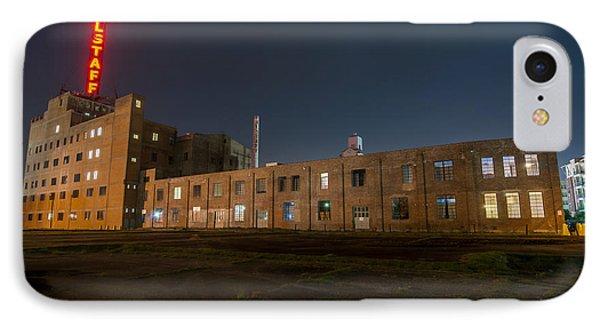 Falstaff Brewery IPhone Case