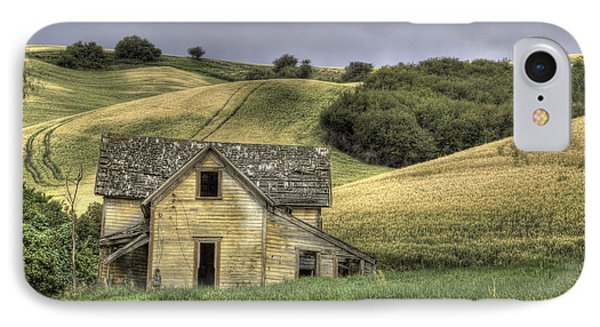 Family House IPhone Case by Latah Trail Foundation