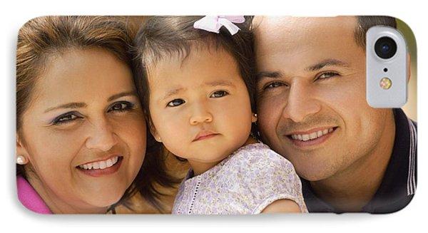 Family Portrait Phone Case by Don Hammond