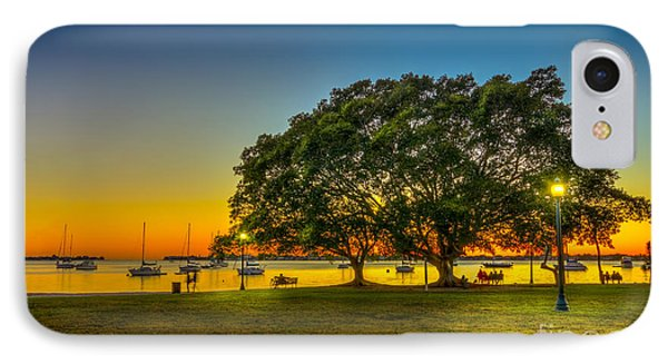 Family Sunset IPhone Case