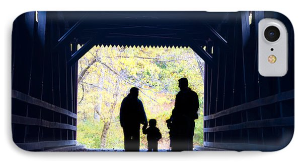 Family Time Phone Case by Bill Cannon