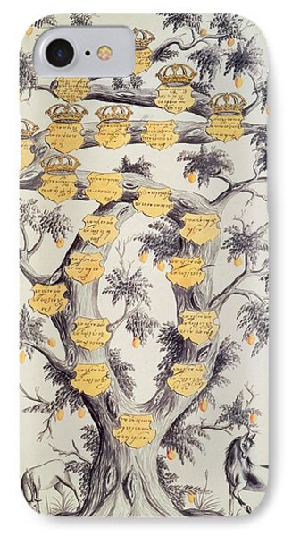 Family Tree Of Javanese Dynasty IPhone Case