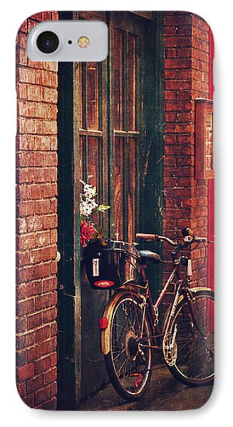 Fan Tan Alley IPhone Case by Maria Angelica Maira