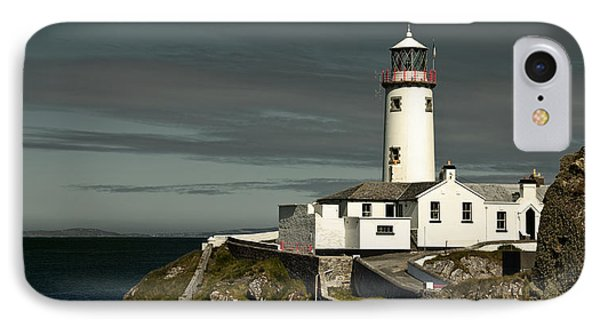 IPhone Case featuring the photograph Fanad Head Lighthouse by Jane McIlroy