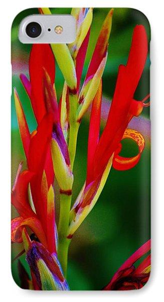Fancy Bloom IPhone Case