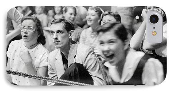 Fans Reacting To Elvis Presley Performing 1956 IPhone 7 Case
