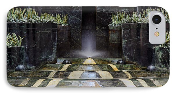 IPhone Case featuring the photograph Fantastic Fountain by Glenn DiPaola