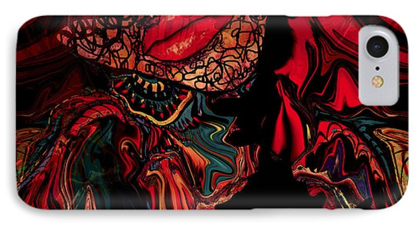 Fantasy Dream IPhone Case by Natalie Holland