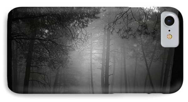 Fantasy Forest IPhone Case by Guido Montanes Castillo