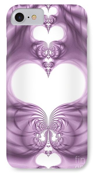 Fantasy Hearts IPhone Case