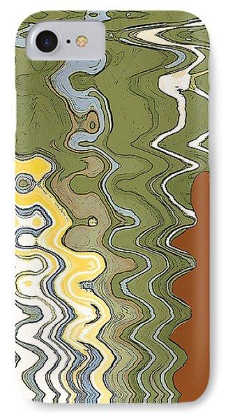 Fantasy Landscape IPhone Case by Ben and Raisa Gertsberg