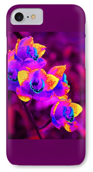 Fantasy Orchids IPhone Case